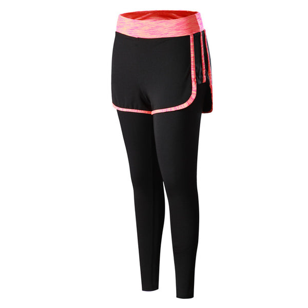 Women Tight Running Quick Dry Pants - Glowsery