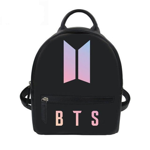 Glowing Galaxy BTS Backpack