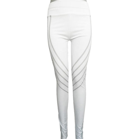 Women Glowing Sport Leggings Tights