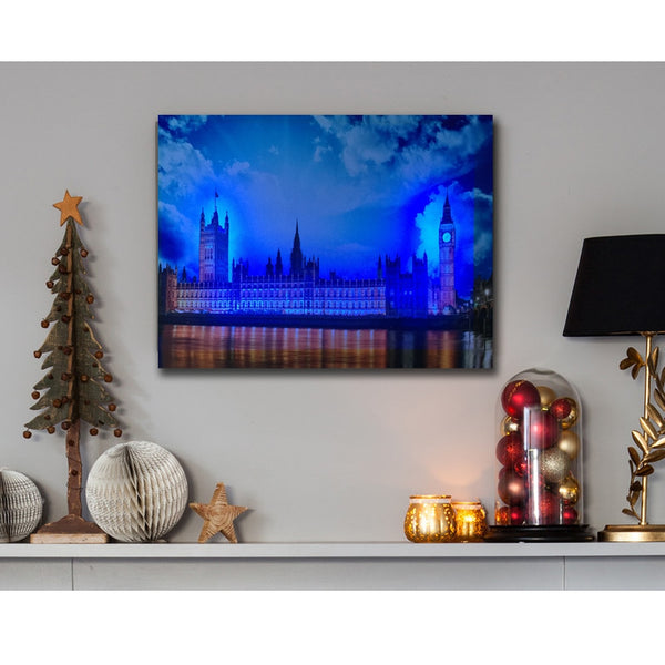 LED BigBen Picture - Glowsery