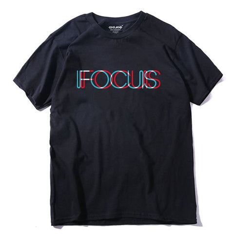 CREATIVE TSHIRT FOCUS DESIGN (MEN)