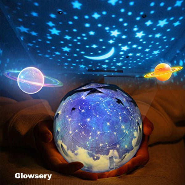 Universe Light Projection - Glowsery