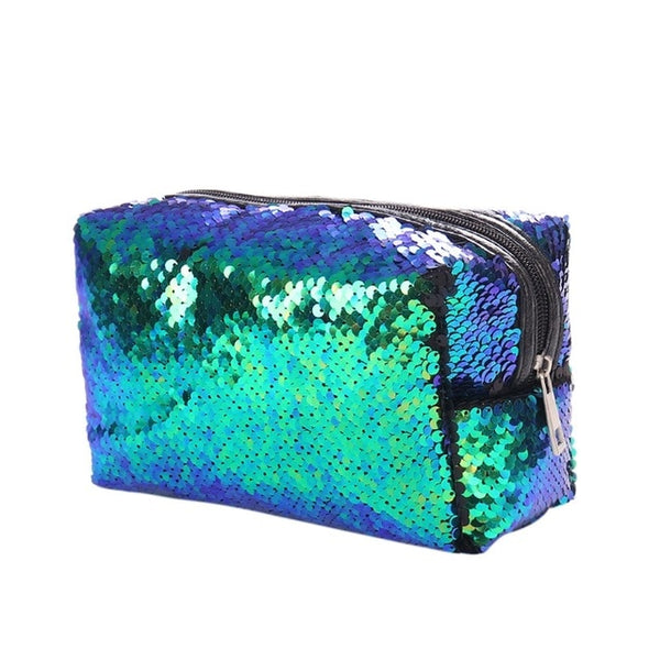 Sparkle Cosmetic Case - Glowsery
