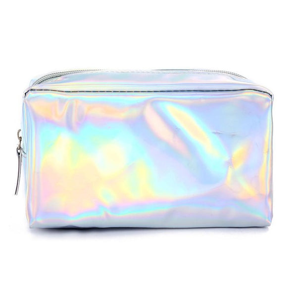 Holographic Cosmetic Case - Glowsery