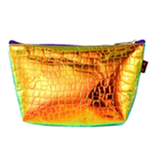 Crocodile Cosmetic Case - Glowsery