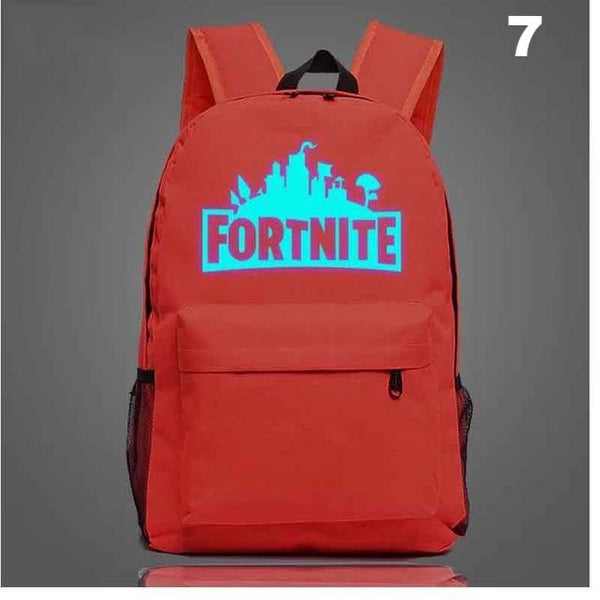 Glow in the Dark Fortnite bag - Glowsery
