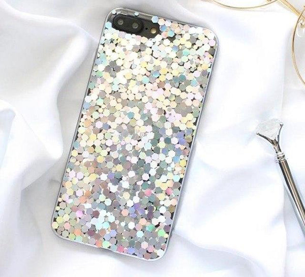 Glowing&Sparking Phone Case For iPhone - Glowsery