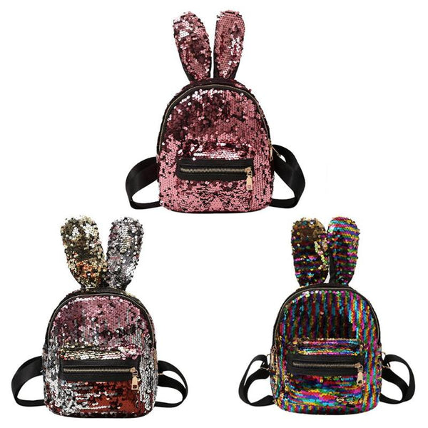 Rabbit Ears Glowing Bag - Glowsery