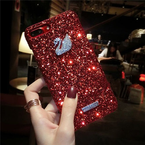 Luxury Case For All iPhone's Models - Glowsery