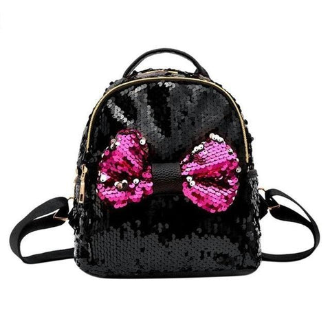 Mini Fashion Bowknot Backpack