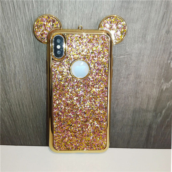 Sparking Case's Mickey Mouse Phone Case's For All iPhone's Models - Glowsery