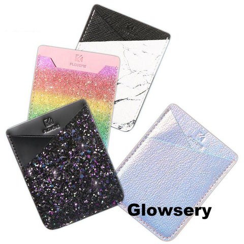 Universal Glowing Card Holder
