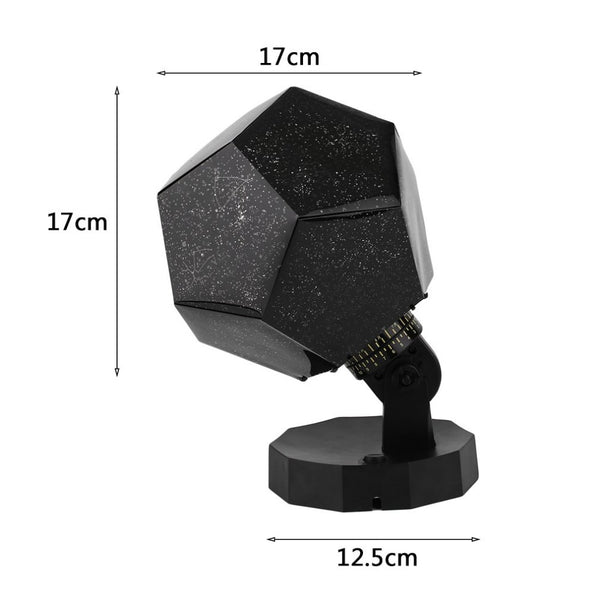 Astro Star Sky Projection Night Lamp - Glowsery