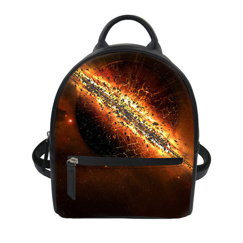 Galaxy Sky Women Backpack