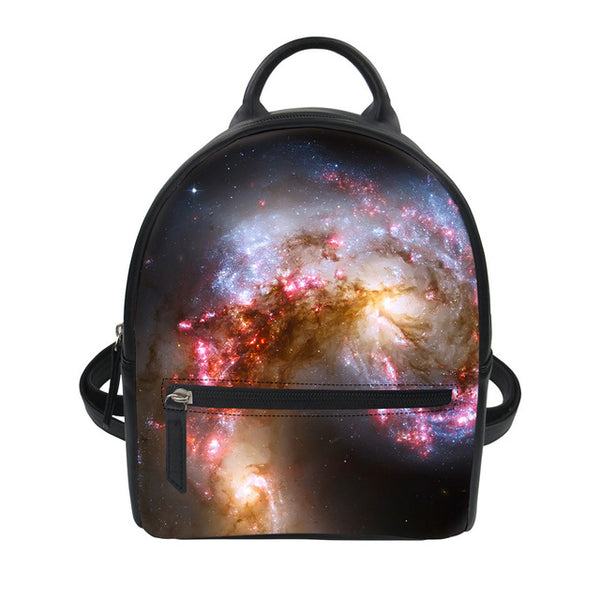 Galaxy Sky Women Backpack - Glowsery
