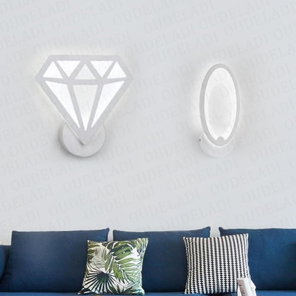 LED Wall Creative Light Decoration - Glowsery