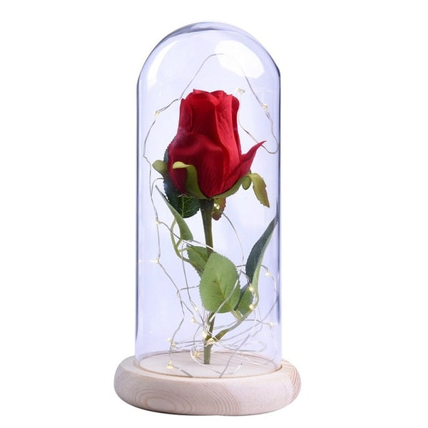 Valentines Romantic LED Flower - Glowsery