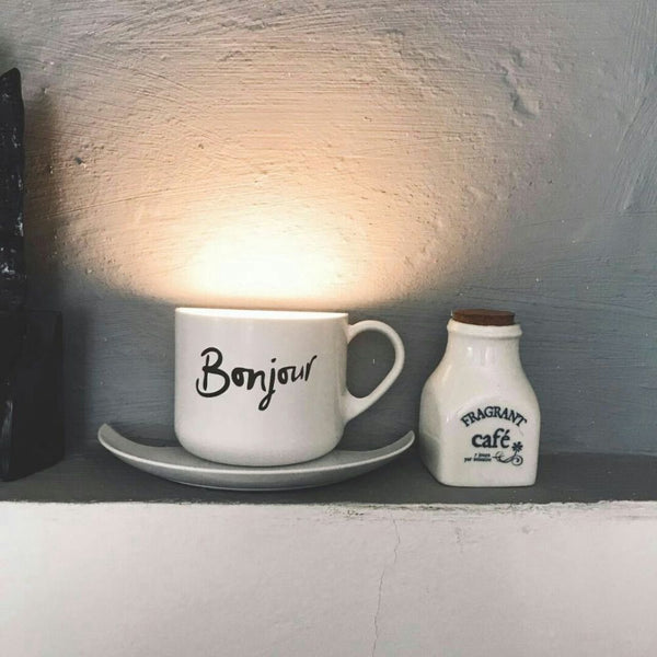 CREATIVE COFFECUP NIGHT LIGHT - Glowsery