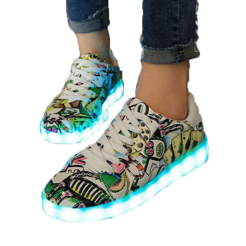 Fashion Luminous Sneakers
