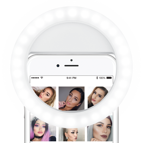 Universal Selfie Photography Light Ring