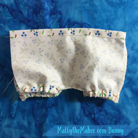 How to Sew Doll Panties | How to Sew Doll Underwear
