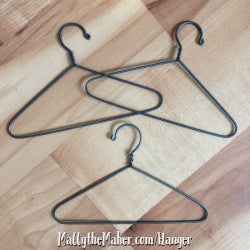 Doll Clothing Hanger - Set of 3