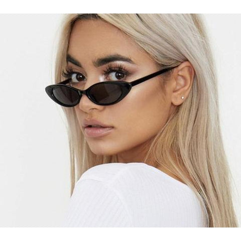 Retro Cat Eye Glasses-Accessory-Air Halo Fashions