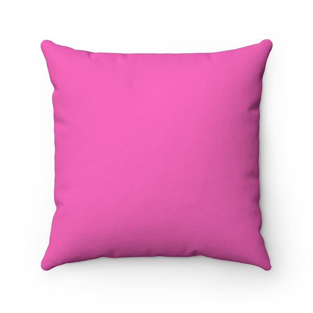 "in a world...Be Kind. ""Berry"" Square Pillow (20 X 20)"