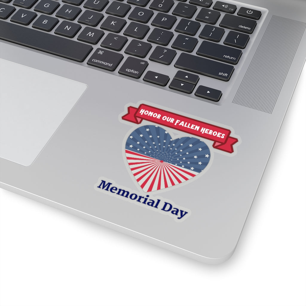 Memorial Day Sticker