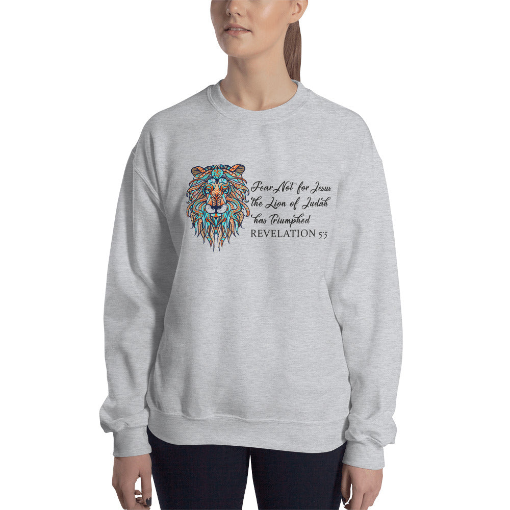 Lion of Judah Sweatshirt
