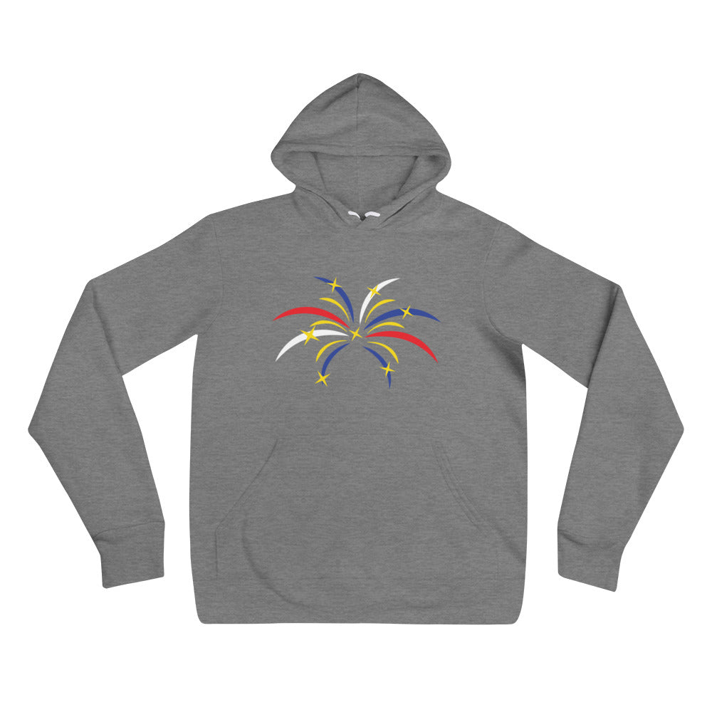 4th of July Fireworks Hoodie
