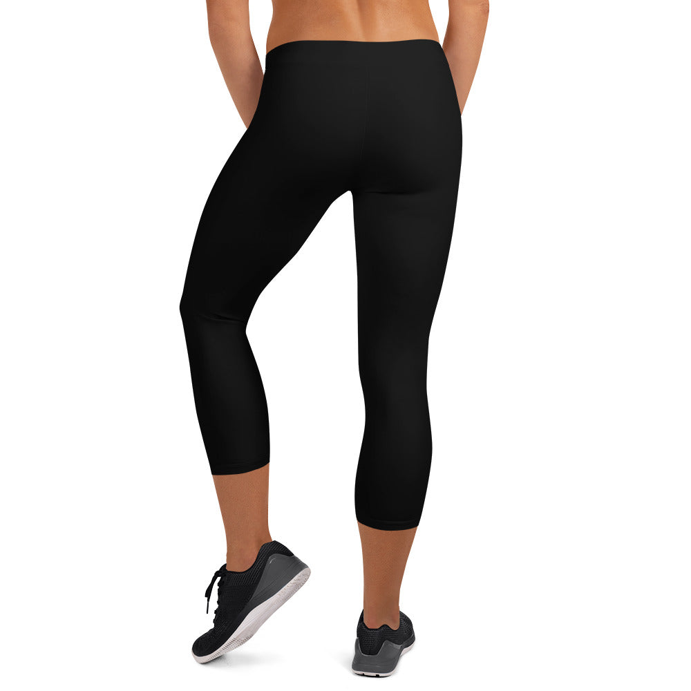 Honor Cancer Caregivers Capri Leggings