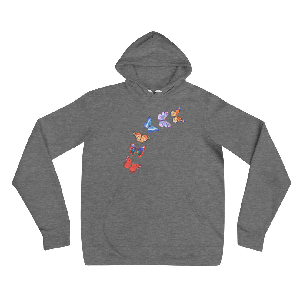 Butterflies in Flight Hoodie