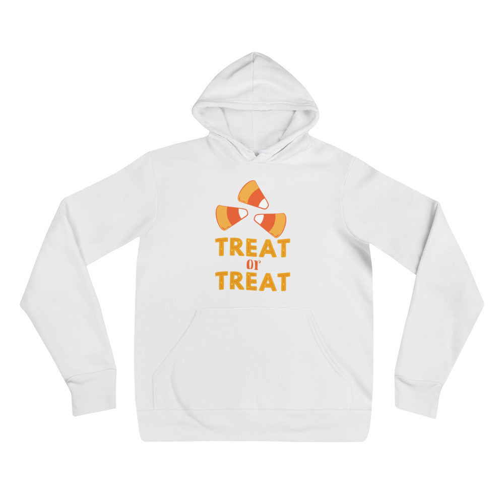 Treat or Treat Candy Corn Hoodie