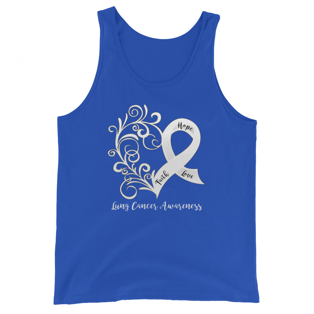 Lung Cancer Awareness Tank Top