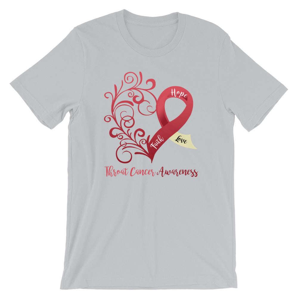 Throat Cancer Awareness T-Shirt