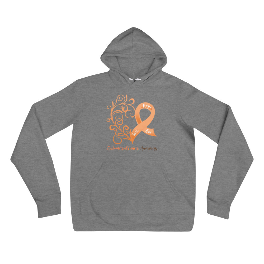 Endometrial Cancer Awareness Hoodie