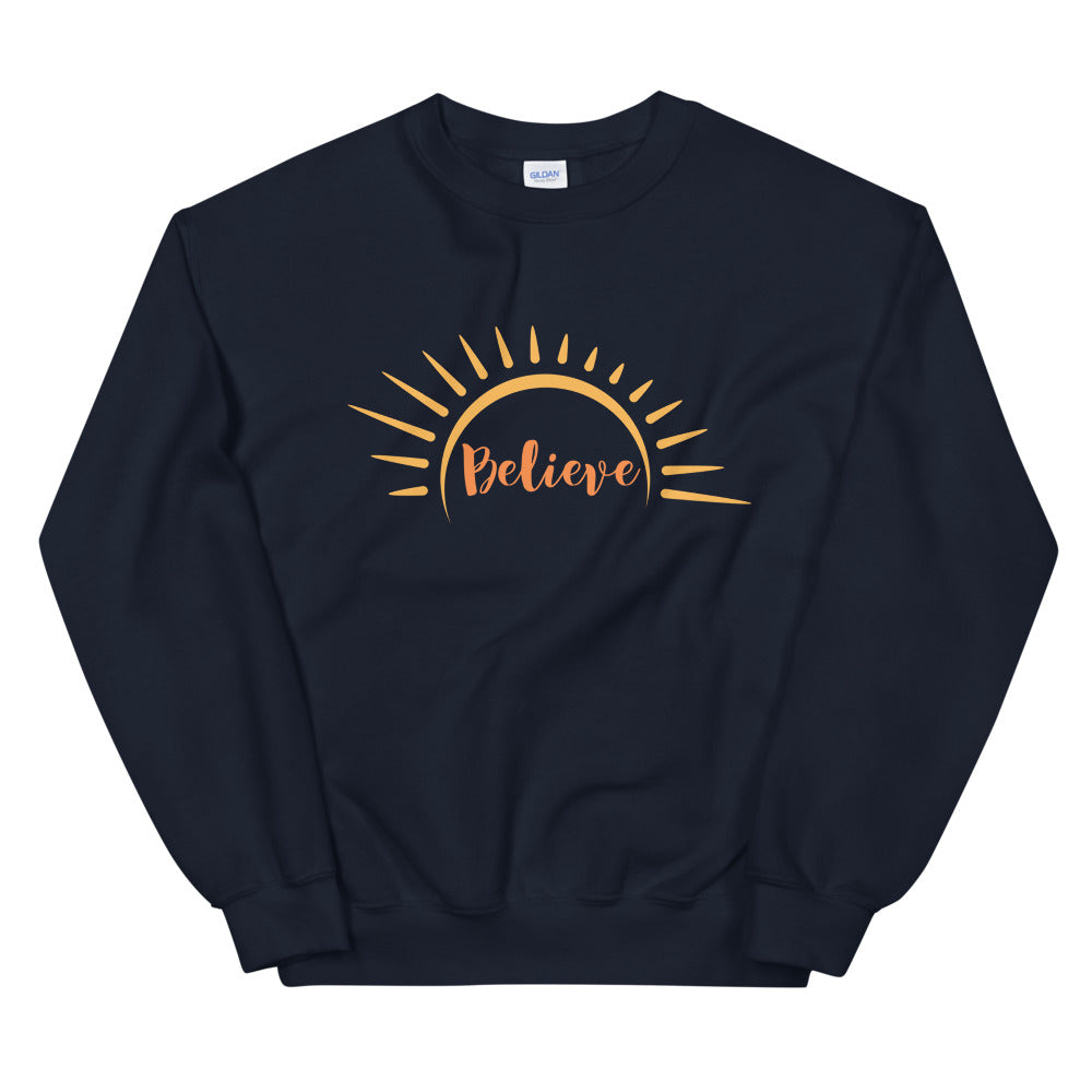 Believe Sunshine Sweatshirt