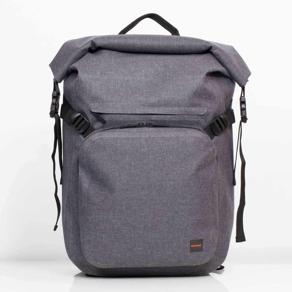 bb8315e44b00 Knomo Thames Hamilton 14-inch Roll-Top Backpack water-resistant