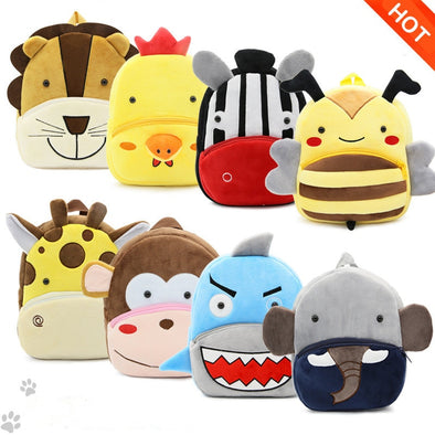 Factory Outlet Kids Animal Backpacks