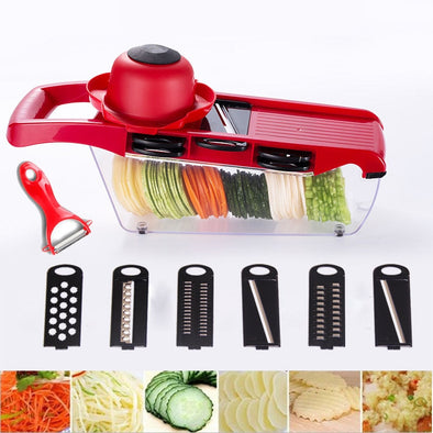 Mandoline Slicer - Vegetable Stainless Steel Grater