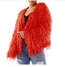 Load image into Gallery viewer, Nyla Shaggy Cardigan
