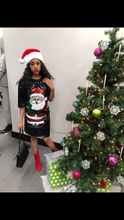 Load image into Gallery viewer, Santa Sequin Top/Dress