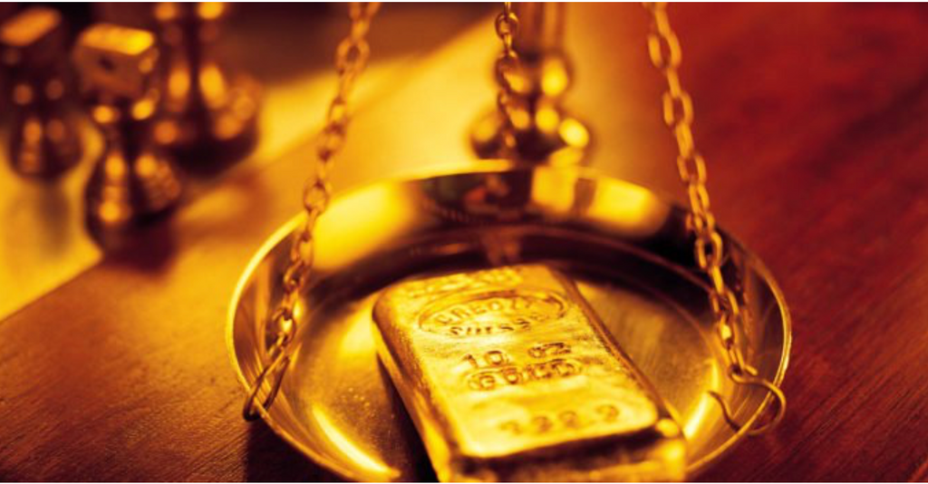 Gold Stability - Balances The Scale