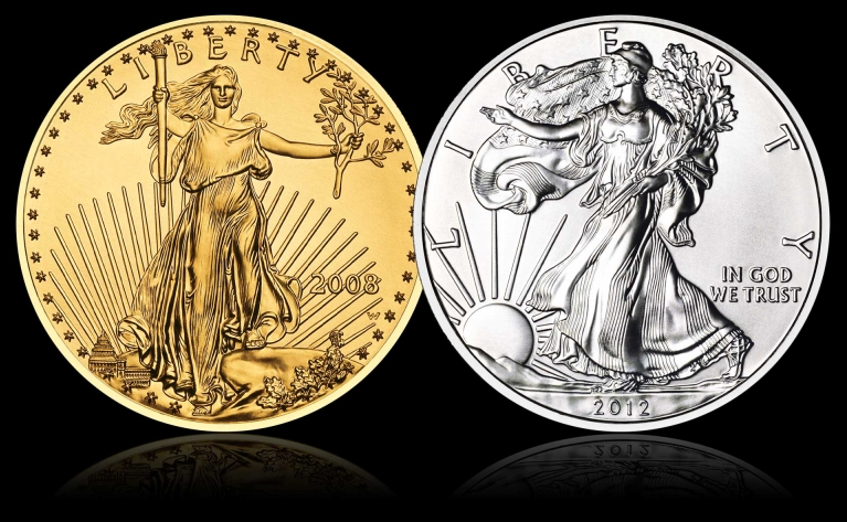 Silver vs Gold - (4th Quarter 2018 vs 1st Quarter 2019) - Image