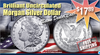 Brilliant Uncirculated Morgan Silver Dollar