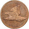 Image of 1856 Flying Eagle Cent NGC PR64