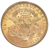 Image of 1878 Liberty Double Eagle PCGS MS63