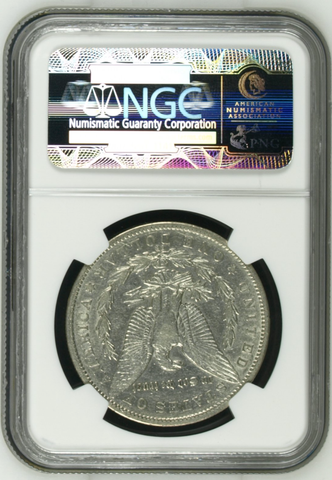 1879-CC TOP-100 VAM-3 CAPPED NGC XF-40 (SOLD)
