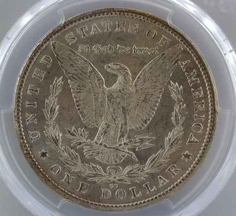 1880-CC PCGS MS64+ Morgan Silver Dollar (#13 of Top 20)
